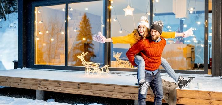 Выиграй романтический уикенд для двоих на День влюбленных в Буковеле!