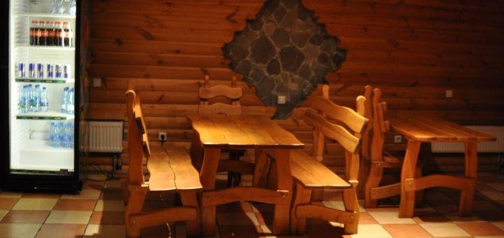 3 часа аренды сауны с джакузи и бочкой в мотеле «Карман» в Киеве