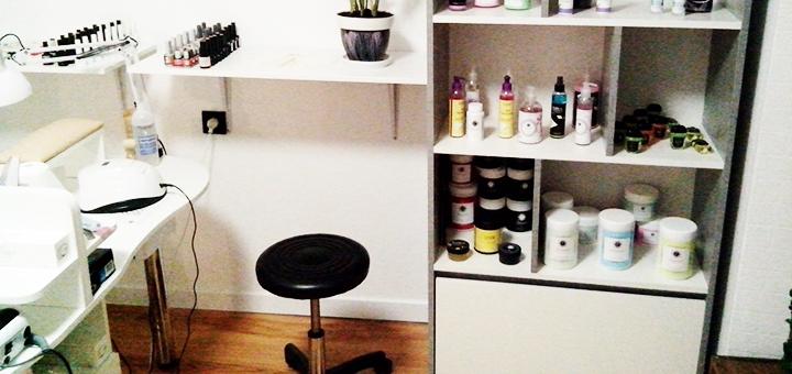 Маникюр и педикюр с покрытием однотонным гель-лаком в салоне красоты «Beauty Dom»