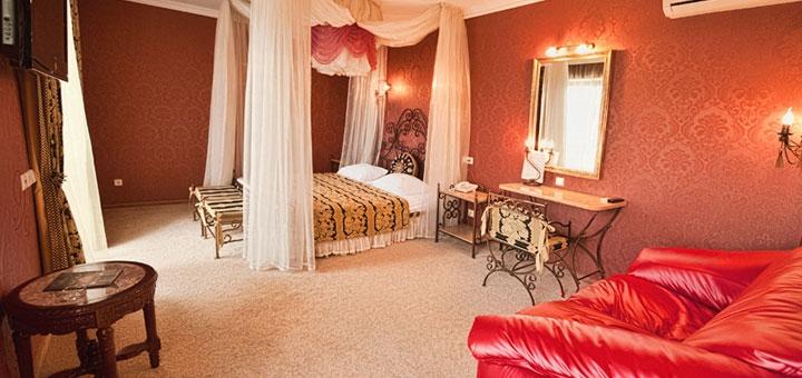 Выиграй романтический уикенд на День влюбленных в SPA-отеле «Dodo» в Житомире!