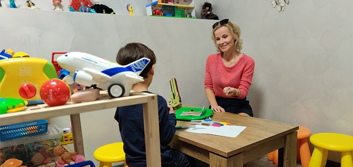 Детская онлайн-консультация от психолога Анны Грищенко