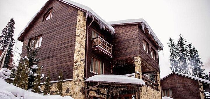 От 5 дней горнолыжного отдыха с завтраками в отеле «Гора» в Буковеле