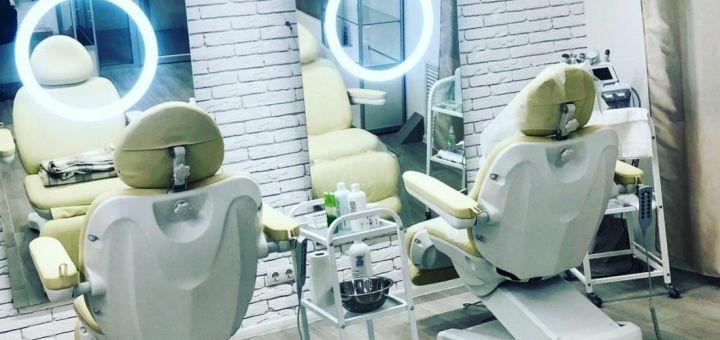 Ультразвуковая чистка лица с пилингом и криолифтингом в салоне красоты «Face Me»
