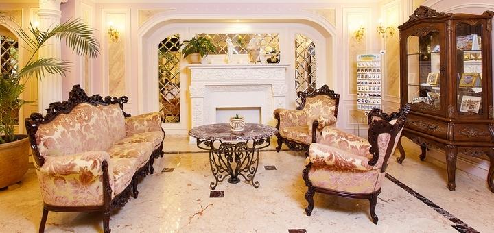 От 2 дней отдыха на Новый год с завтраками в пятизвездочном отеле «Калифорния» в центре Одессы
