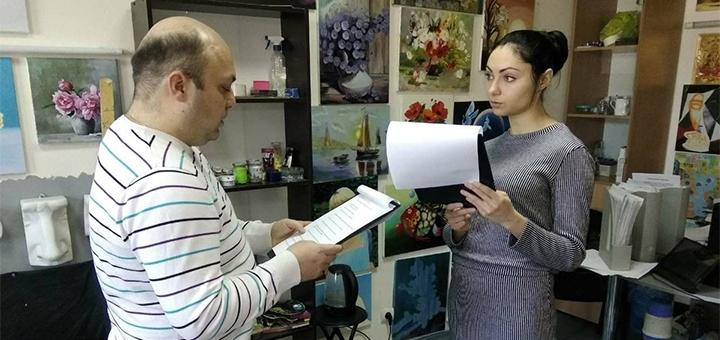 До 8 индивидуальных занятий ораторским мастерством в студии Оксаны Белоус