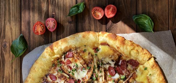 Скидка 50% на кухню с доставкой и на вынос и 30% на суши, пиццу при посадке в Grande Gourmande