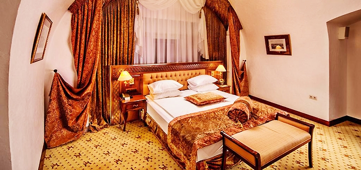 От 2 дней на Рождество с завтраками и посещением SPA-центра в «Citadel Inn Hotel & Resort»