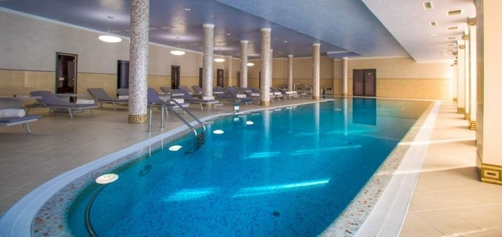 От 2 дней отдыха с питанием и SPA в отеле «City Holiday Resort & SPA 5*» под Киевом
