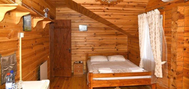 От 3 дней зимнего отдыха с завтраками в отеле «Nester-House» на Шацких озерах