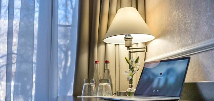 От 2 дней отдыха в январе с завтраками в отеле «Sinfonia del Mare» в Одессе