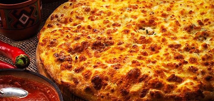 Скидка 40% на все меню кухни от службы грузинской доставки «Пеко»