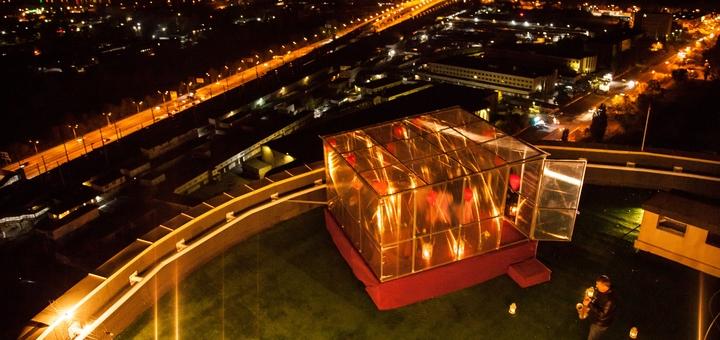 Романтическое свидание на крыше с кальяном и шампанским от организатора свиданий «Altecho»