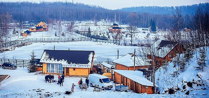 От 3 дней отдыха в коттеджном комплексе «Дача у Ивана» на берегу озера под Черновцами