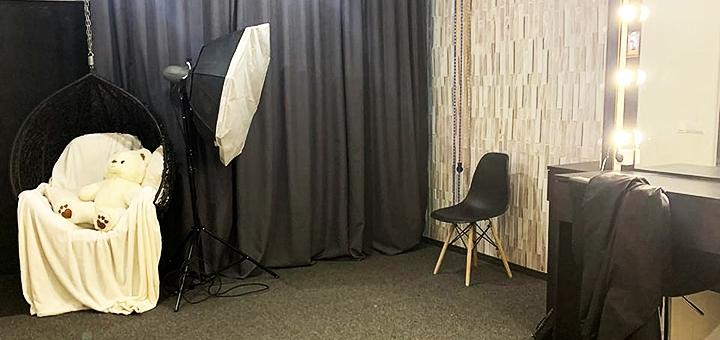 Фотосессия для влюбленных в фотостудии «V. A. Studia»