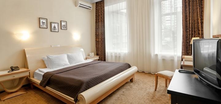 От 2 дней отдыха в отеле «Одесский дворик» в центре Одессы