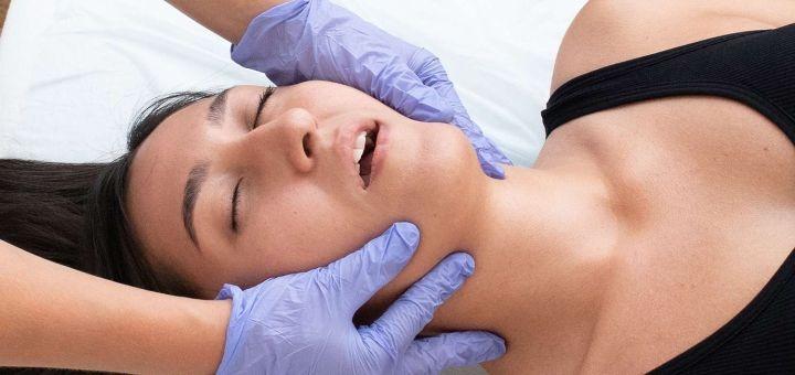 Остеопатический сеанс и диагностика в студии остеопатии и массажа «Osteon»