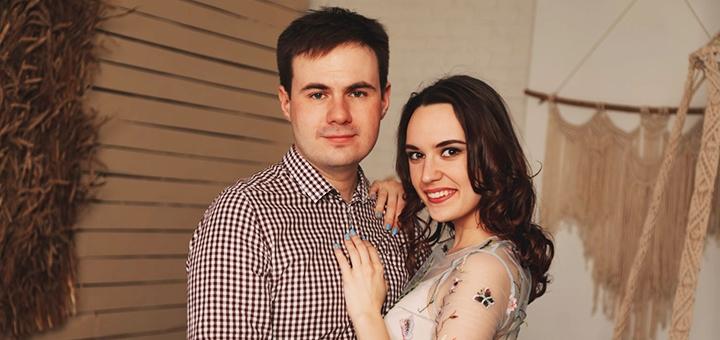 Фотосессия «Love Story» для пары от студии «DEStudio»