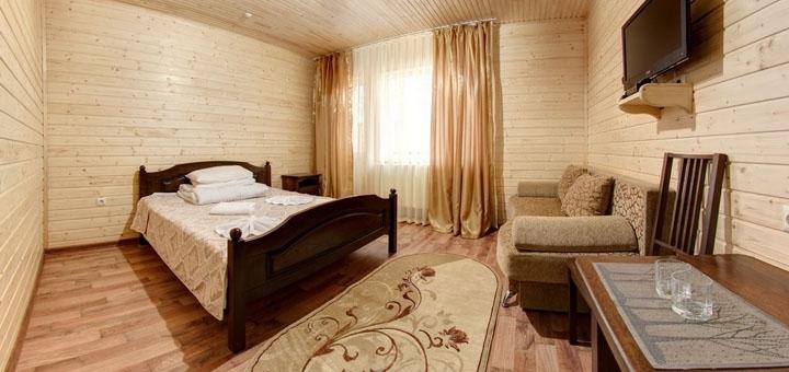 От 3 дней отдыха зимой c завтраками и SPA в отеле «Villa Leku» в Буковеле