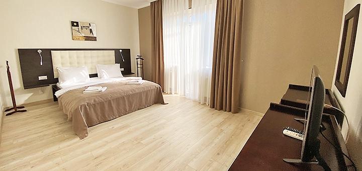 От 3 дней отдыха с питанием и SPA-оздоровлением в гостиничном комплексе «Фантазия» в Поляне