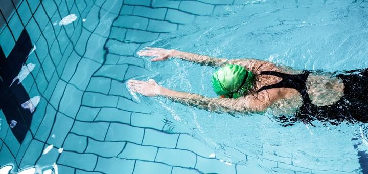 До 16 занятий аквааэробикой в спортивном комплексе «Сырец»