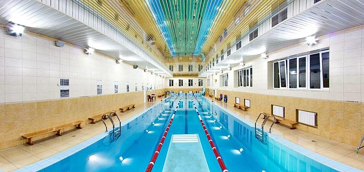 До 16 занятий плаваньем с обучением для детей в бассейне в спортивном комплексе «Сырец»
