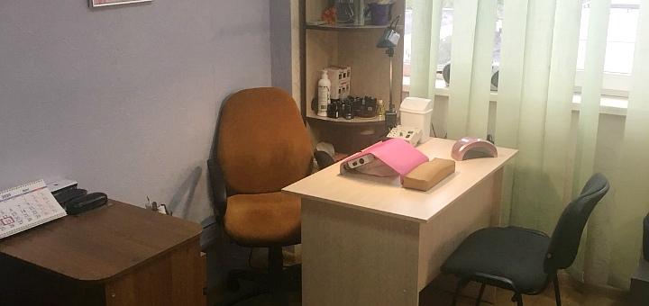 Маникюр и педикюр с покрытием гель-лаком в кабинете красоты «Heaven»