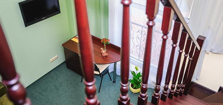От 2 дней отдыха для двоих в отеле «Терминал-А» под Львовом