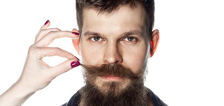 Стрижка волос и бороды от младшего барбера в барбершопе «Mr.Colt»