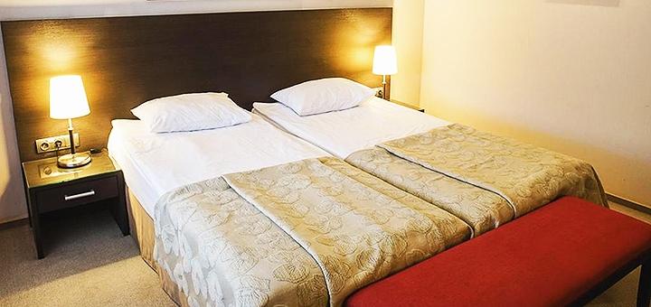 От 5 дней SPA-отдыха c питанием и пакетом услуг в курортном отеле «Reikartz Поляна» в Сваляве