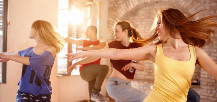 До 12 занятий фитнесом в студии фитнеса и танца «GlamShape»