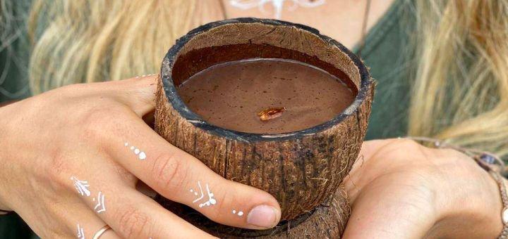Мастер-класс «Церемония какао» от студии исцеляющих церемоний «Lovehealing Ceremonies»