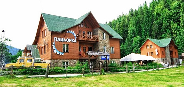 От 3 дней отдыха весной с питанием в отеле «Пацьорка» вблизи Буковеля