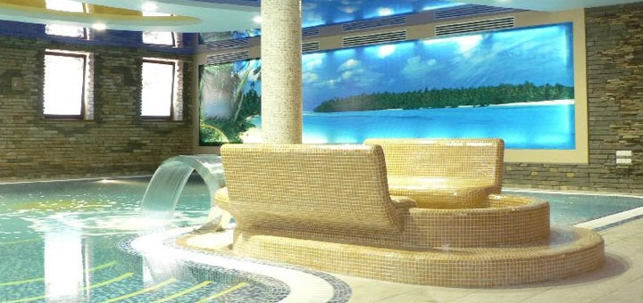 От 2 дней отдыха с завтраками, бассейном и сауной в SPA-отеле «Dodo» в Житомире
