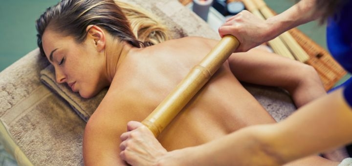 SPA-программа «Bamboo Terapy» от массажного салона «Jiva»