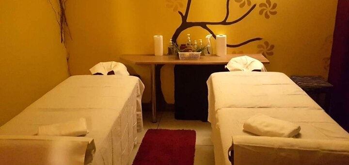 SPA-программа «Hot Herbal Terapy» от массажного салона «Jiva»