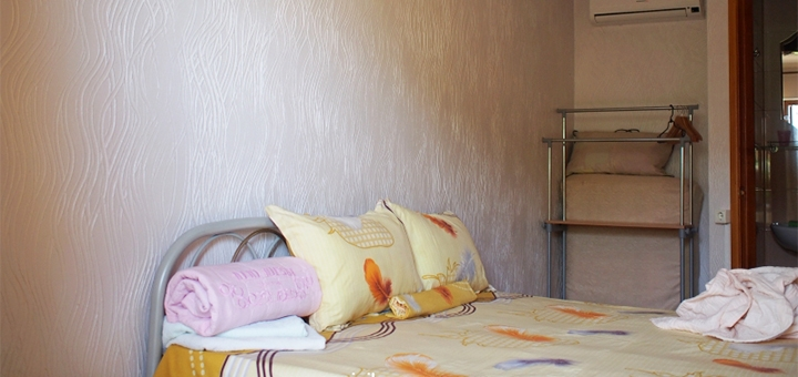 От 3 дней отдыха весной и на майские праздники в отеле «Парус» в Санжейке на Черном море