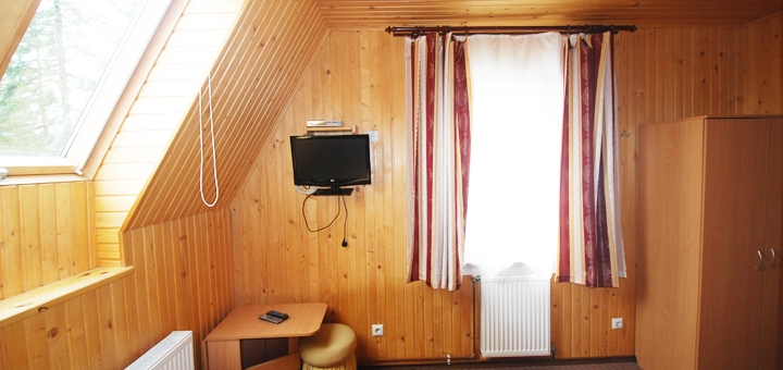 От 3 дней отдыха с питанием и развлечениями в отеле «Зеленая Дача» на курорте Драгобрат
