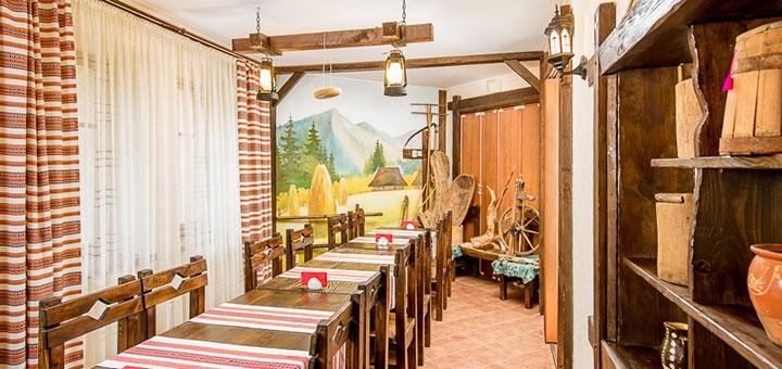 От 3 дней отдыха с завтраками в туристическом комплексе «Захар Беркут» в Карпатах