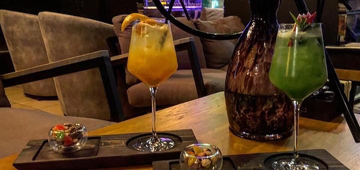 Скидка 40% на безалкогольные напитки и кальян в лаунж-баре «Кайфушечная» в будние дни