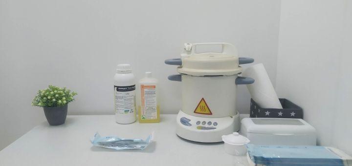Медицинский педикюр и консультация подолога в студии подологии Алины Пшеничной