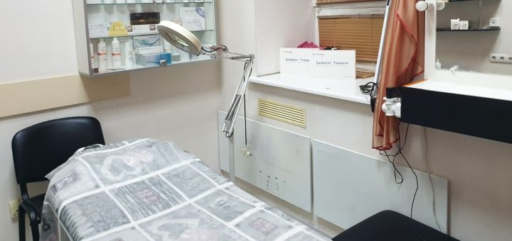 Скидка до 75% на RF-лифтинг лица, шеи и декольте от косметолога Анны Сущенко