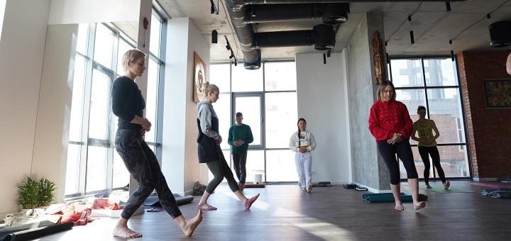 До 6 месяцев групповых занятий йогой, флай йогой или Body Art в «Zen Yoga Studio» на Осокорках