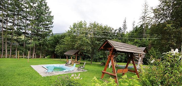 От 3 дней отдыха с бассейном в усадьбе «Грибоварня» возле Буковеля