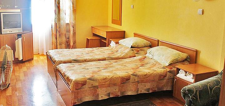 От 3 дней отдыха весной и летом в отеле «Villa Anastasia» в Трускавце