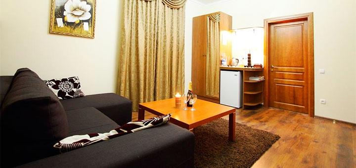 От 2 дней отдыха в мае в отеле «Boomerang Business hotel» в Одессе