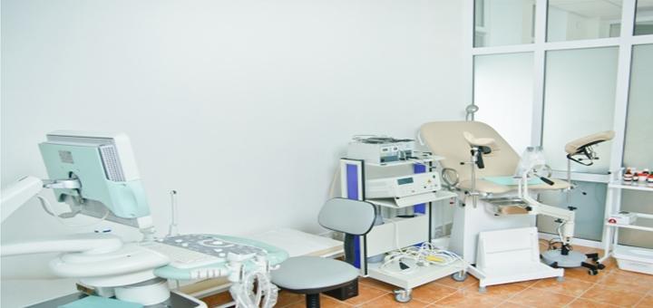 Комплексное обследование у гинеколога в клинике «MD Clinic»