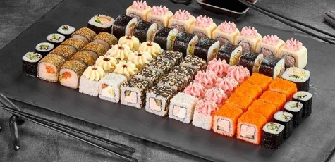 Заказать суши с сигаретами сигареты сафари купить спб