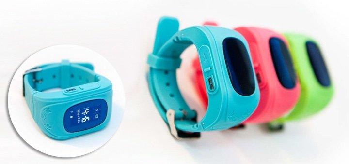 Оригинальные детские часы Baby Watch с GPS и телефоном!