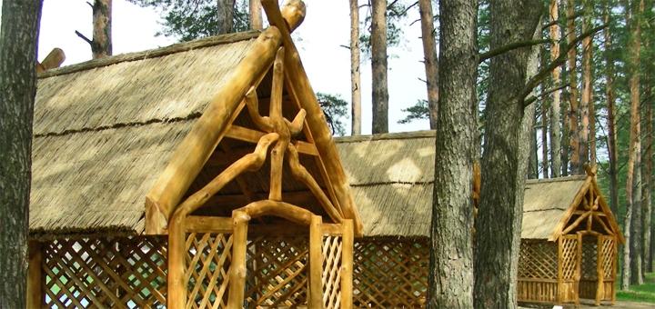 От 3 дней отдыха летом в эко-комплексе «Голубые озера» в Черниговской области