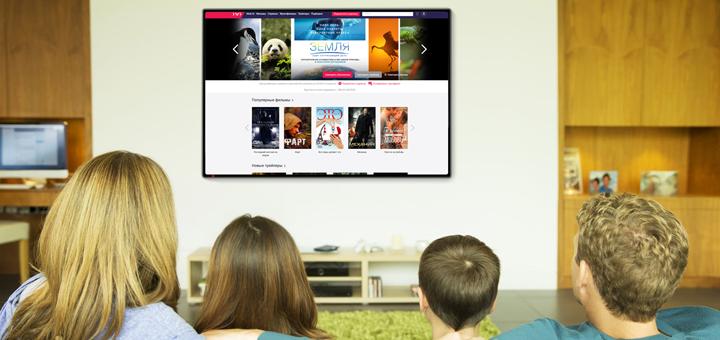 До 24 месяцев подписки на онлайн-кинотеатр «ivi»